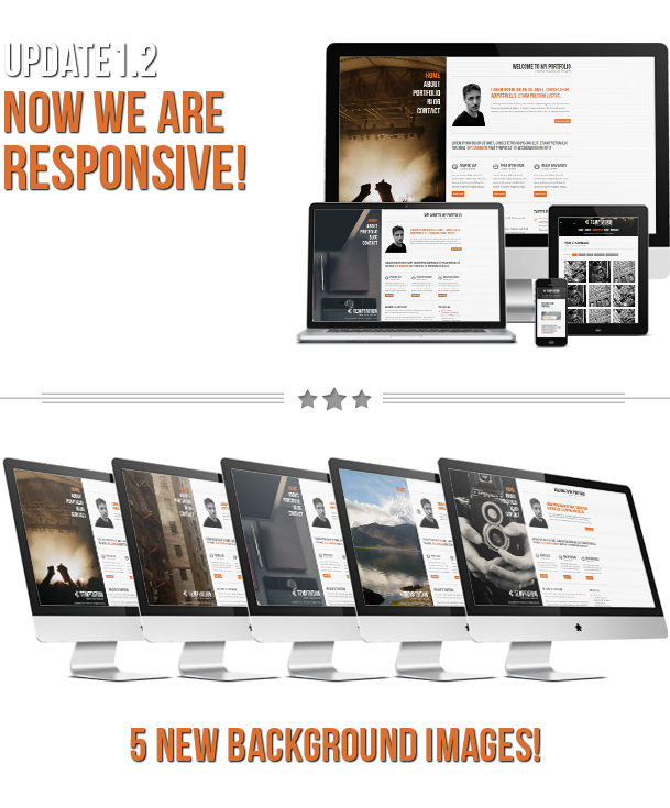 Now we are responsive